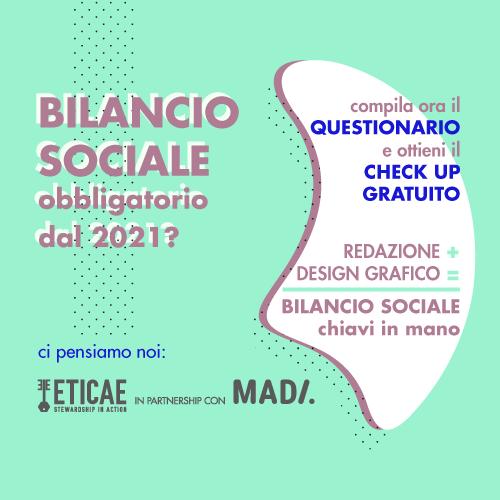 MADIcomunicazione_news Bilancio Sociale